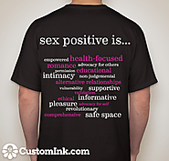 Lotus Blooms Sex Positivity T-Shirt