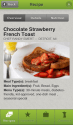 Download the Cooking Matters app for healthy recipes on a budget