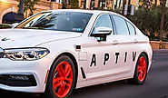 Lyft users will able to sample a self-driving taxi service at CES thanks to Aptiv