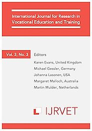 International Journal for Research in Vocational Education and Training