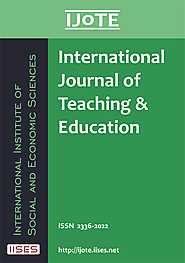 International Journal of Teaching & Education