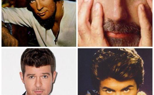 Headline for 30 Greatest Blue-Eyed Soul Singers - The Men