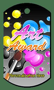 Art Award - Paint Brush | Arts