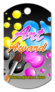Art Award - Paint Brush | Arts