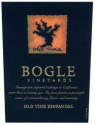 Bogle Old Vine Zinfandel 2010