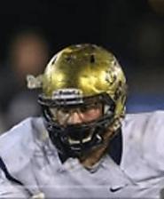 6'1, 215 Jake Bellecci (Elk Grove) SJS