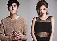 Ga In and Joon Ji Hoon