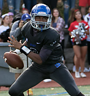 (OR) QB Demarques Singelton Jr (Grant) 5-11, 175