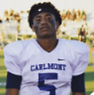 (CA) RB Demarii Blanks (Carlmont) 5-10, 185
