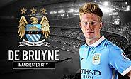Kevin De Bruyne - £51m – Wolfsburg To Manchester City - 2015