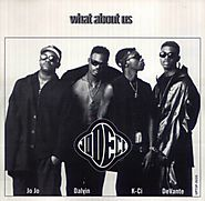 "86. ""What About Us?"" - Jodeci"