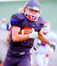 (WA) WR/DB Talan Alfrey (Auburn Mountainview) 6-2, 185