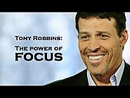 Tony Robbins Helps You Train Your Brain To Stay Focused