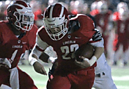 Nick Ostmo 5-11 200 RB/LB Lincoln