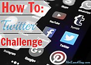 How To: Twitter Challenge in your School/District | Hot Lunch Tray