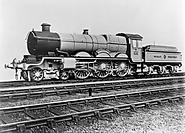 'Caerphilly Castle' Steam locomotive