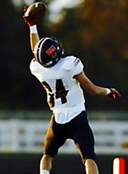 EForce Oregon Breed | Tyson Haas (Thurston) Jr. WR 6-1 170