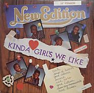 50. Kinda Girls We Like - New Edition (1985)