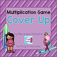Multiplication Game: Cover Up