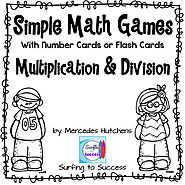 Simple Math Games: Multiplication and Division Games