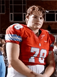 10. Ashton Adams 6-4 290 OL South Salem HS