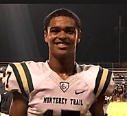 Zach Larrier (Monterrey Trail) 6-0, 180