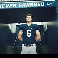 Collin Bracken 6-1 210 RB Lake Oswego