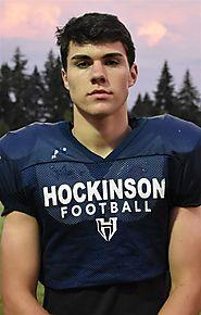 Peyton Brammer 6-5 195 WR/TE Hockinson