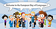 Celebrate the European Day of Languages on September 26th