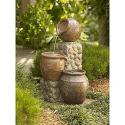 Southwest Pot Fountain- Garden Oasis-Outdoor Living-Outdoor Decor-Fountains & Pumps