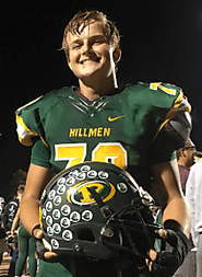 Kyle Christensen (Placer) 6-4, 250
