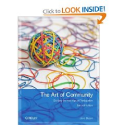 Books for Community Managers | Amazon.com: The Art of Community: Building the New Age of Participation (9781449312060): Jono Bacon: Books