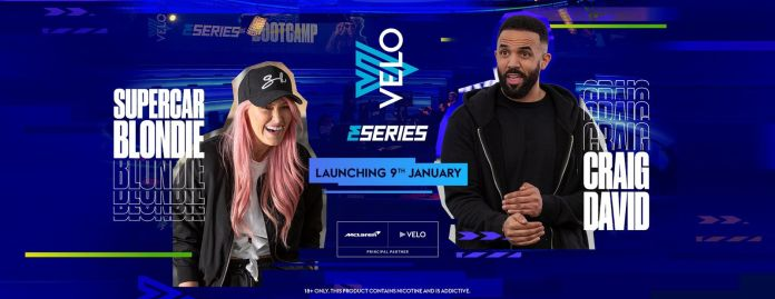 McLaren Racing and VELO launch new esports series