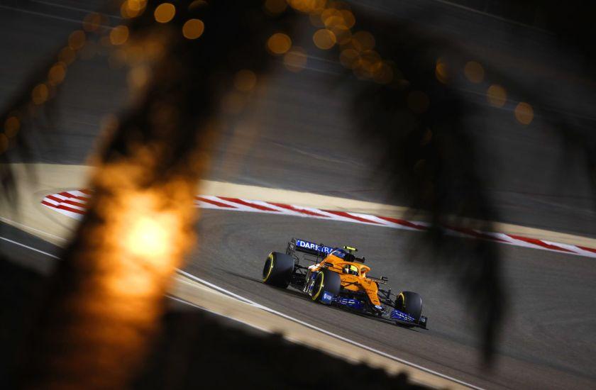 Prove Libere Bahrain McLaren