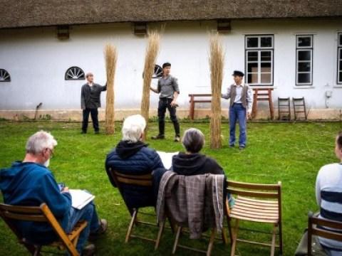 Theater – Sandstedt: Theater starten mit Open-Air-Events wieder durch