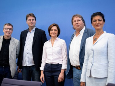 """Bernd Stegemanns """"Die Öffentlichkeit und ihre Feinde"""": Gegenschlag von links"""