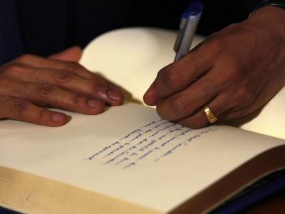 Biografie von Barack Obama: Zeichen setzen