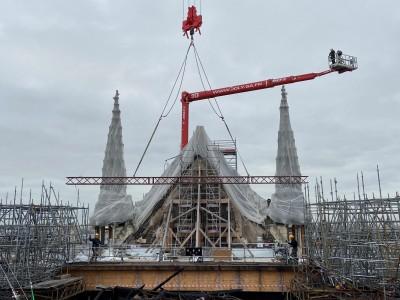 Restaurierung von Pariser Wahrzeichen: Glaubenskrieg