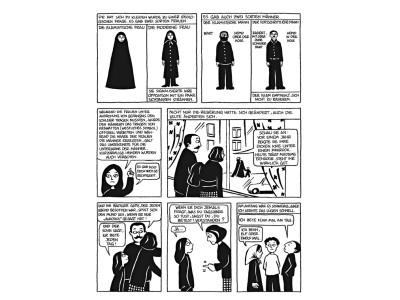 """Interview mit """"Persepolis""""-Zeichnerin Marjane Satrapi: """"Ich hab gern Angst"""""""