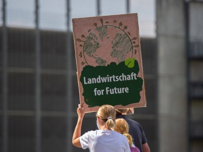"""Zukunft der Landwirtschaft: """"Wir werden alle mehr ausgeben müssen"""""""