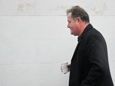 Piers Morgan bei ITV: Totalschaden in eigener Sache