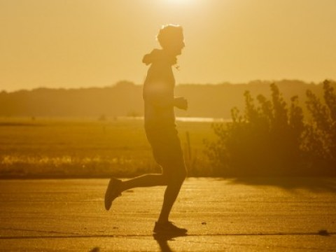 Joggen im Frühling: Einfach loslaufen