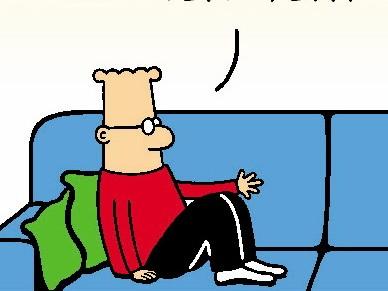 Dilbert, Peanuts und Co.: Jahrelanger guter Zuspruch