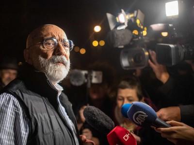 Türkei: Schriftsteller Ahmet Altan ist frei