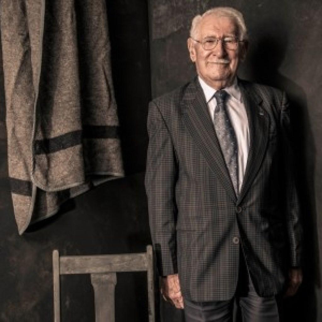 """Interview mit Auschwitz-Überlebendem Eddie Jaku: """"Hass ist eine Krankheit, die mein Leben ruiniert hätte"""""""