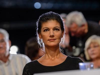 """""""Die Selbstgerechten"""" von Sahra Wagenknecht: Die Buhfrau"""