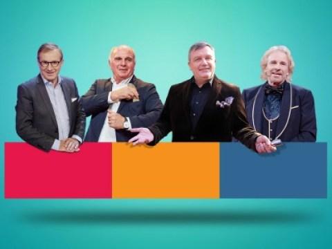 RTL: Frischer Anstrich mit alten Showgrößen