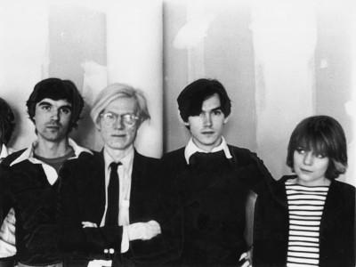 "Duncan Hannahs Tagebücher ""Dive"": Warhol, Ferry, Harry, Bowie"