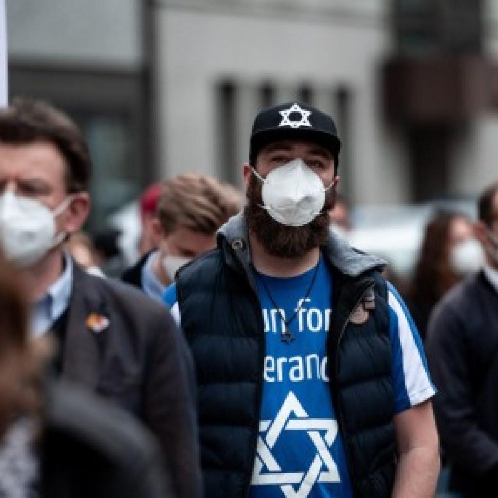 Ausschreitungen gegen Juden in Deutschland: Wir sind für euch da