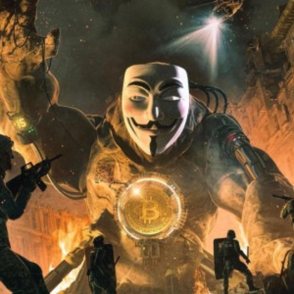 Digitale Utopie: Wundersame Kryptowelt